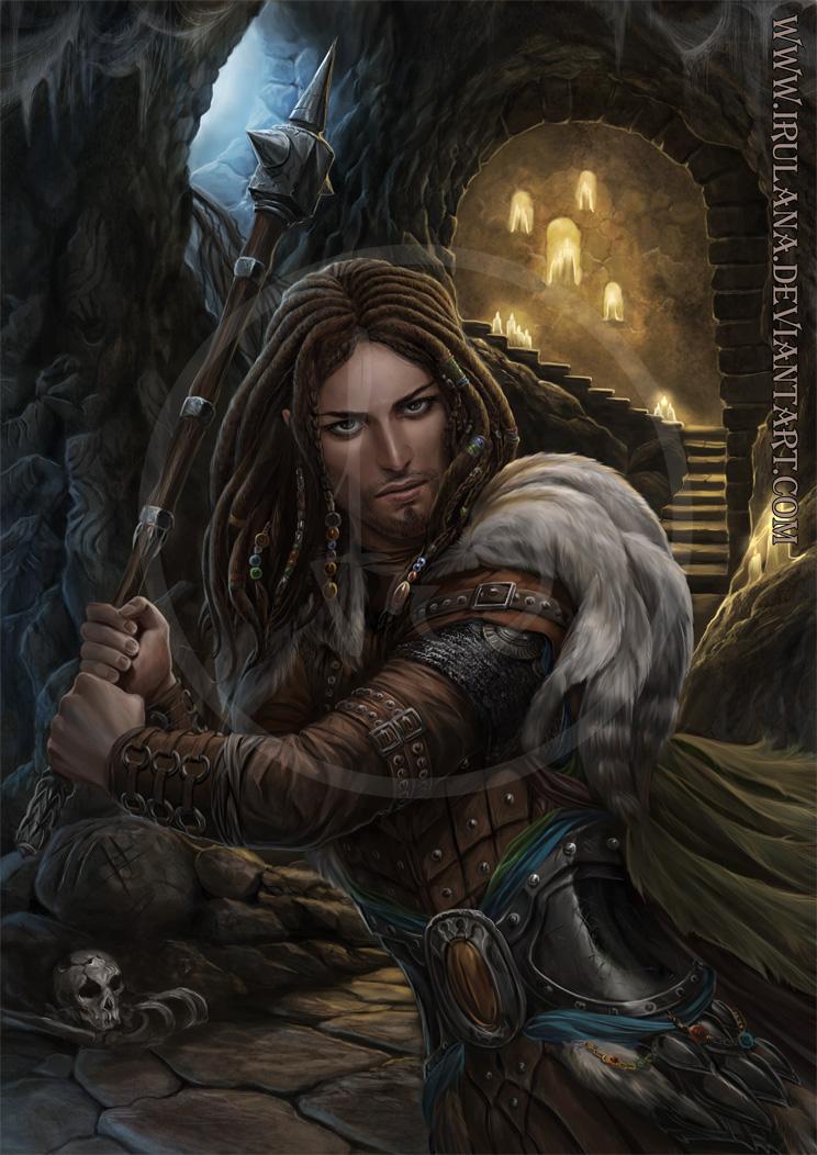 Grusha by Irulana