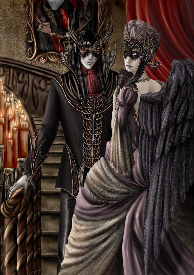Vampires by Irulana