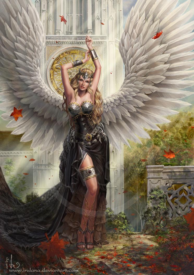 Dragon Queen by Irulana