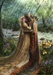 Passion Book Illustration by Irulana
