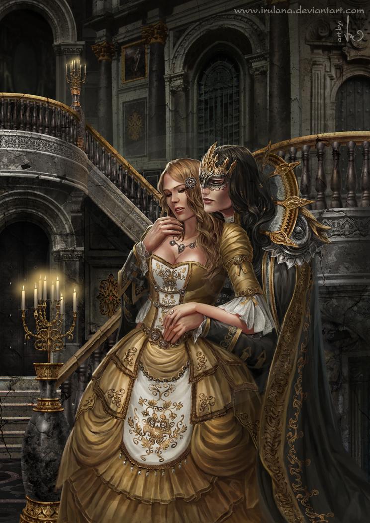 Phantom by Irulana