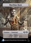 MTG Token - Construct by Irulana