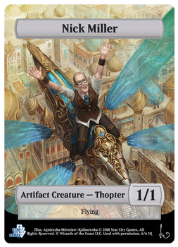 MTG Commission: Thopter