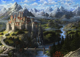 Sanctuary by Irulana
