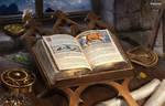 The Alchemist's Treasures by Irulana