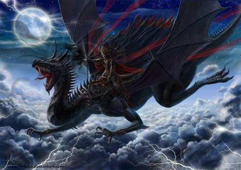 dark dragon DA