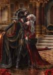 Dark Lord and Fiammetta