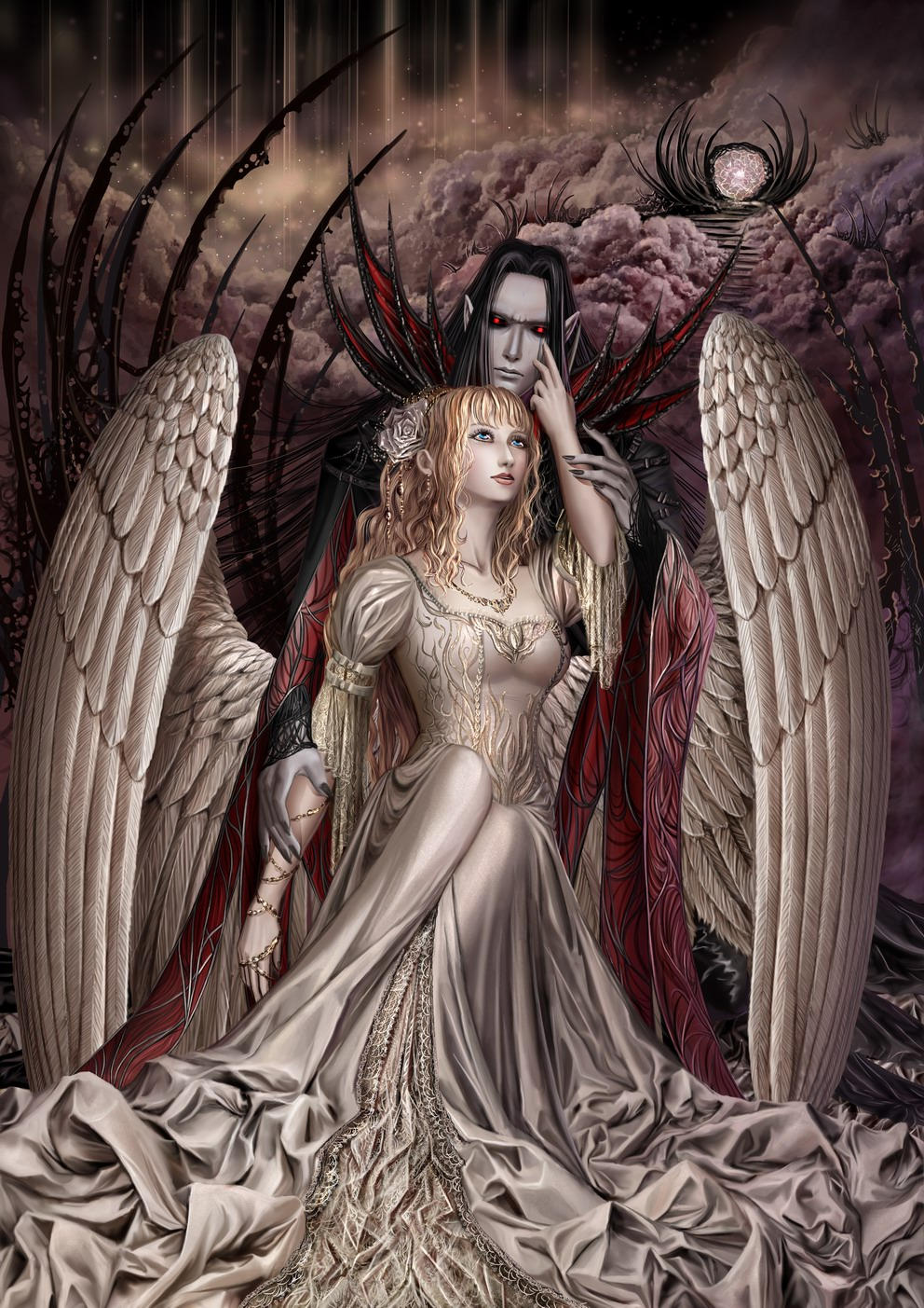 Beauty and the Beast by Irulana