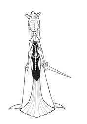 Empress Mathilda by BevisMusson