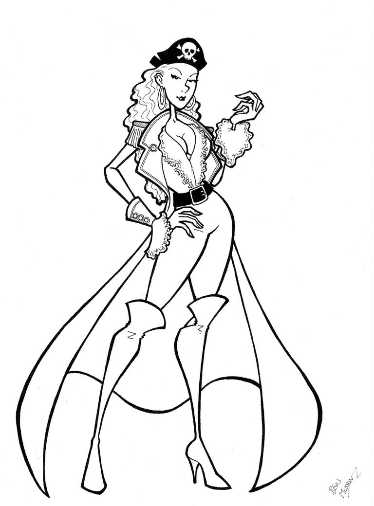 Creator Owned Day - Jacquotte Delahaye by BevisMusson