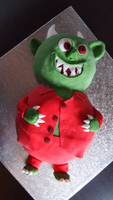 Goblin Cake 4 by BevisMusson