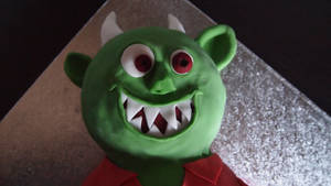 Goblin Cake 6 by BevisMusson