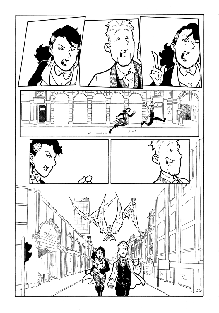 Sample Page 1 by BevisMusson