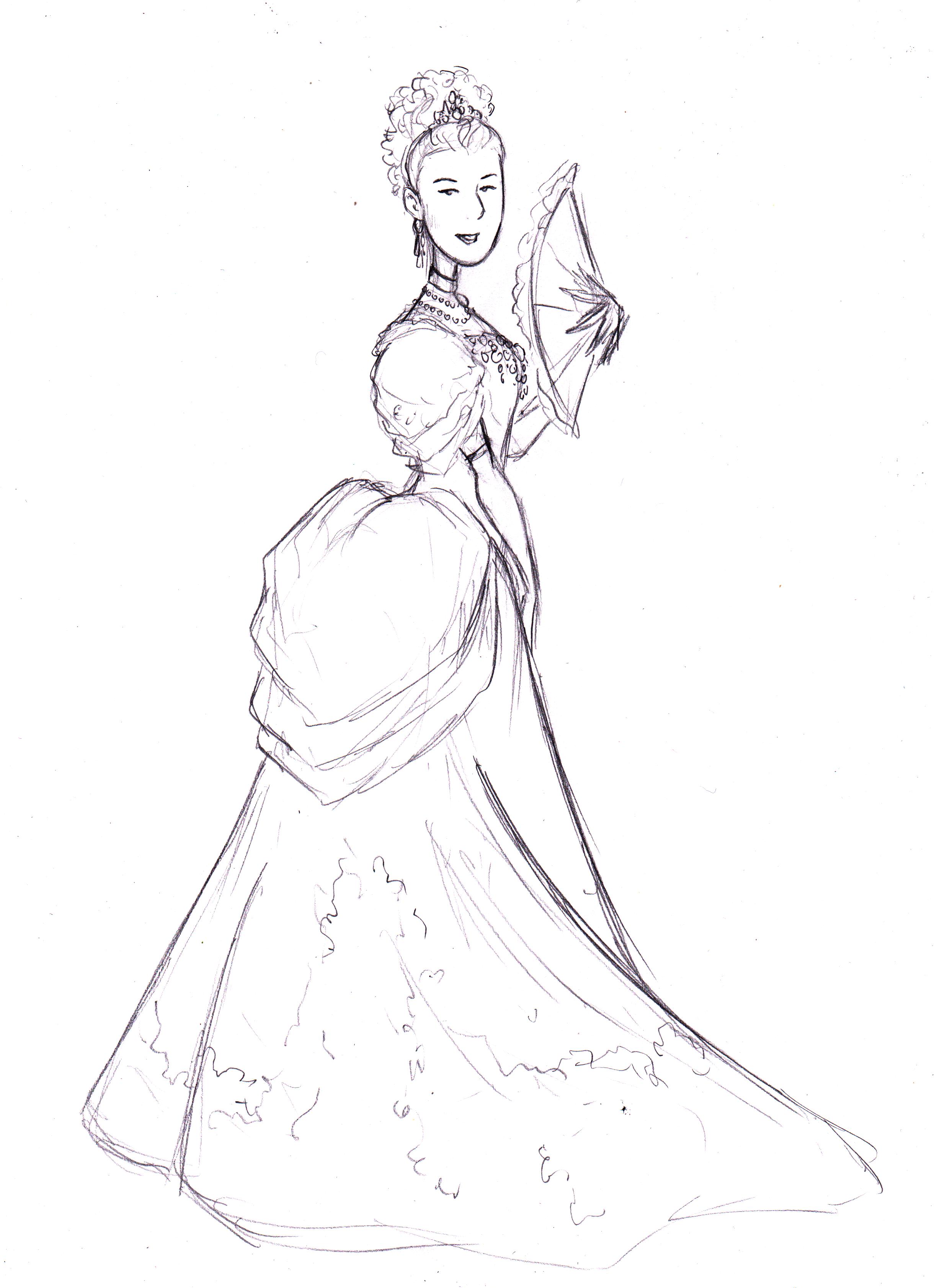 Cinderella by BevisMusson