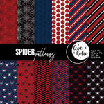 Spider Digital papers by AveholicD