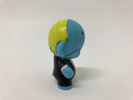 CRYPT-KEEPER SMURF (MUNNY DOLL) VIEW #4