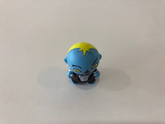 CRYPT-KEEPER SMURF (MUNNY DOLL) VIEW #6