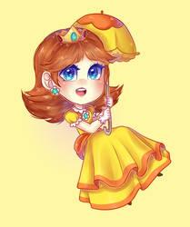 Daisy by binnybun