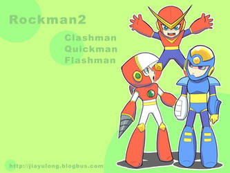 rockman2 by jiayulong