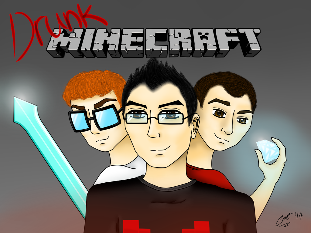 markiplier drunk minecraft 2 by actcat808 on deviantart