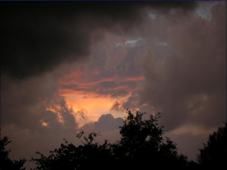 Sunset Storm by kagura-deadly-beauty