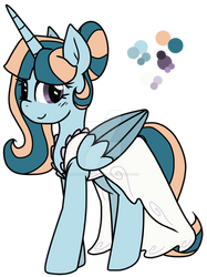 Bride MLP Alicorn Adopt