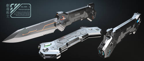Venomancer Dagger
