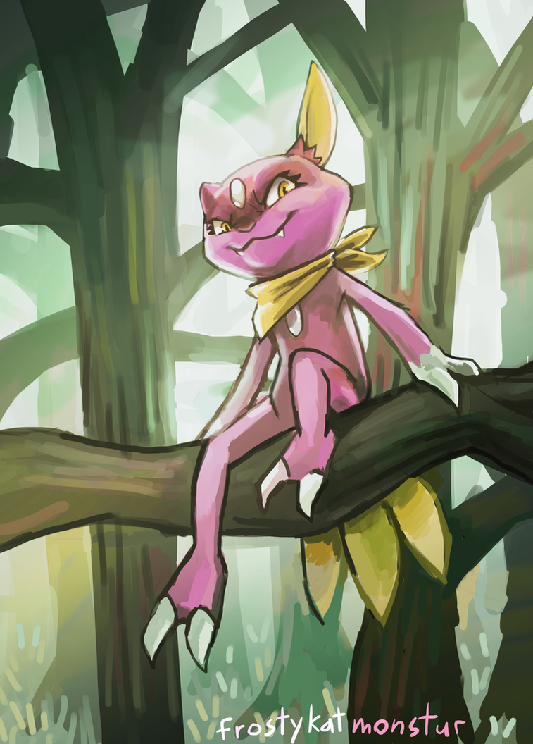 Pokemon December 2014 by blackrathmar