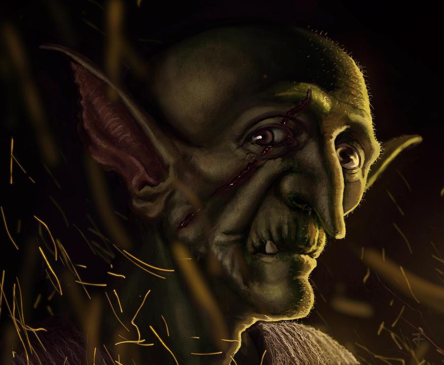 goblin by jonhyrock