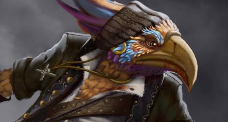 bird by jonhyrock