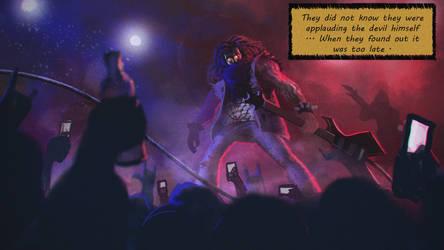 Devil by jonhyrock