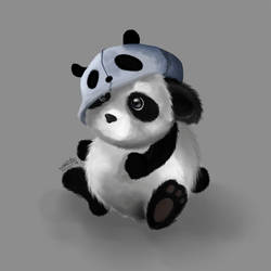 Panda Cosplay by NezuPanda