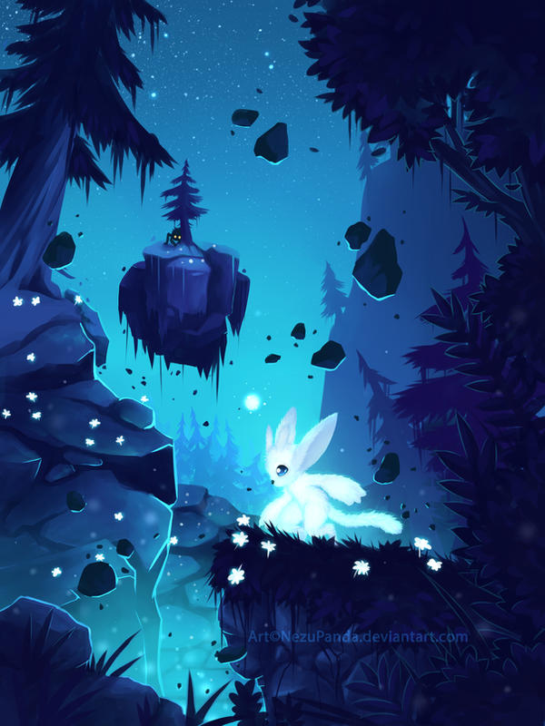 Lost without Light by NezuPanda