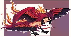 Killian the Phoenix [+video!] by NezuPanda
