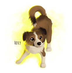 Commission - Roxy