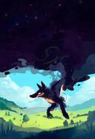 The Night Bringer by NezuPanda