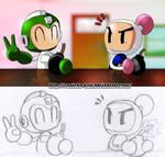 Rockman and Bomberman