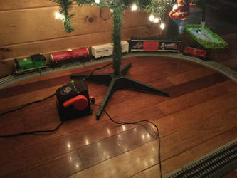 Christmas Tree layout view 2.