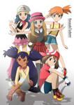 PokeGirls -AKB0048 style- by HanasakiTsubomi