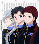 Three Lights -Version Arina Tanemura-