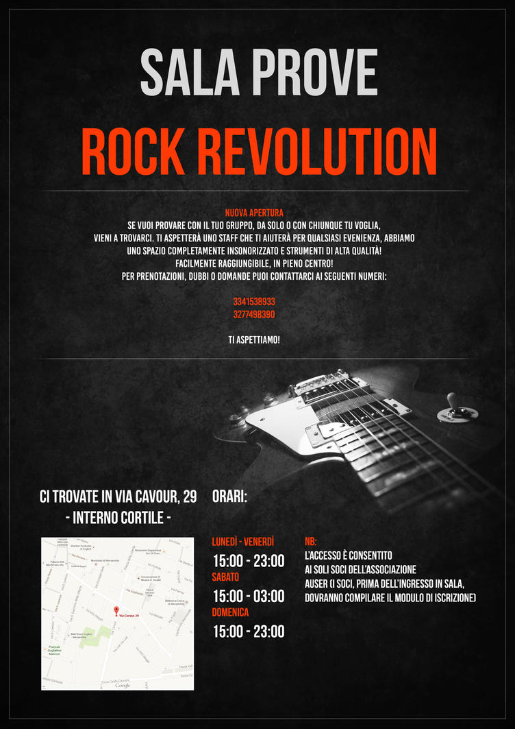 Rock Revolution by FrenicoProject