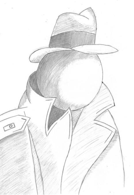 Dirk Orbman, P.I. by OldManRupee