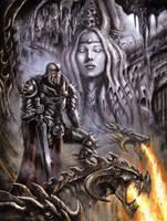 King of the underworld by sebastien-grenier