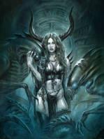 Children-of-Lilith by sebastien-grenier