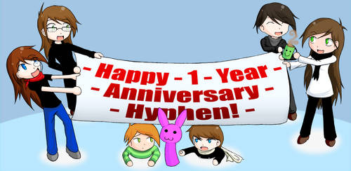 Hyphen Contest Entry by Kenshin456