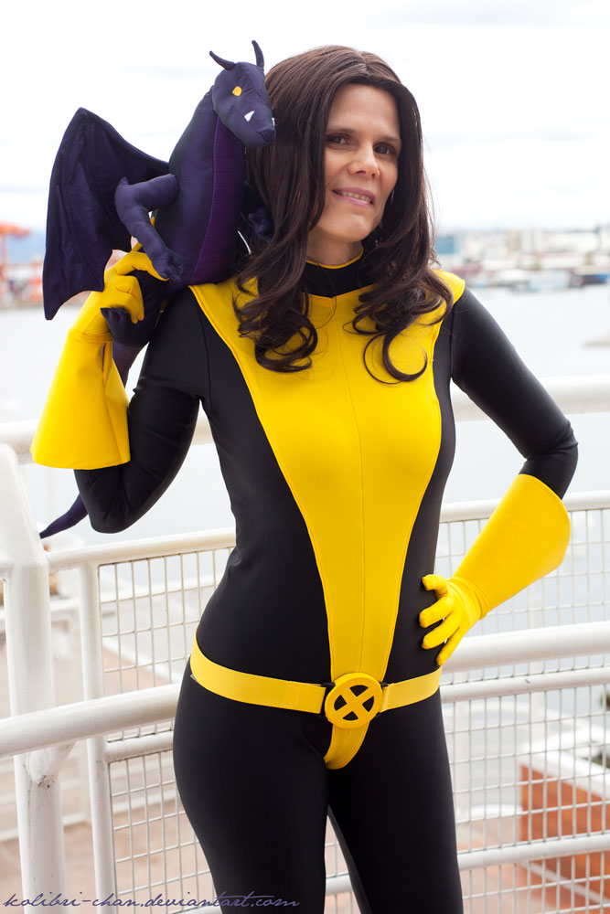 Kitty Pryde Costume Ki...