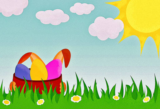 Frohe Ostern by thobar