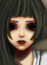 Empty eyes by RazorCheeks