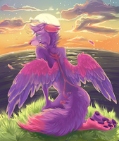 C/ Lucid Truth by SuicidalMuffins