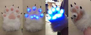 LED Handpaws
